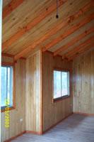Interior Casa Montaña 73 m2