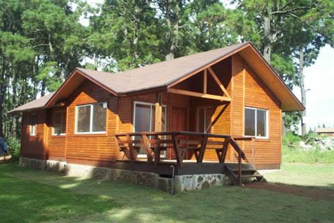 Casa de montaña 73 m2