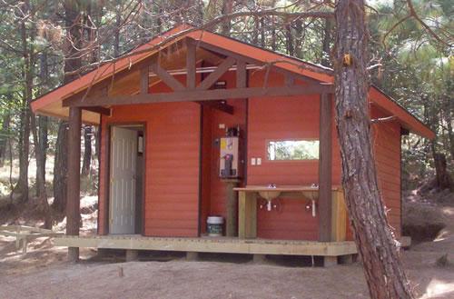 Casa de madera 46 m2