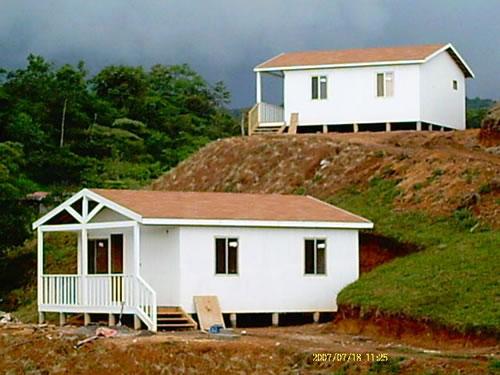 Casas de madera Cuetzlán