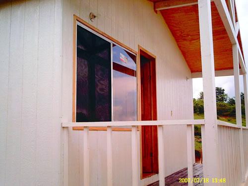 Casa Cuetzlán exterior y terraza