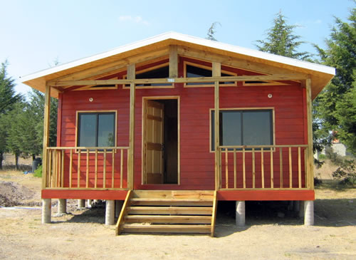 casa de madera m tepotzotlan frente