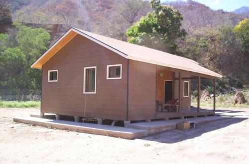 Lateral Terraza de madera 69m2