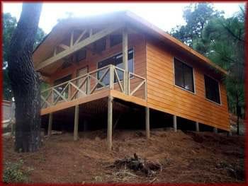 Casa de Montaña 44 m2