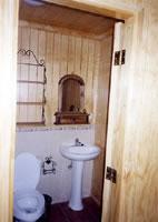 Baño Casa Residencial 167 m2
