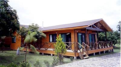 Vista externa Casa Residencial 167 m2